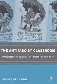 Cover The Antifascist Classroom