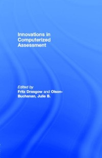 Cover Innovations in Computerized Assessment