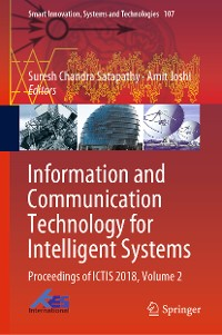 Cover Information and Communication Technology for Intelligent Systems