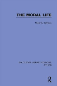 Cover Moral Life