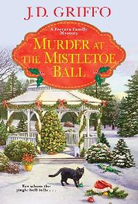 Cover Murder at the Mistletoe Ball