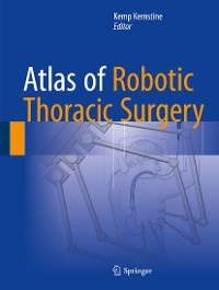 Cover Atlas of Robotic Thoracic Surgery