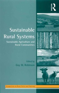 Cover Sustainable Rural Systems