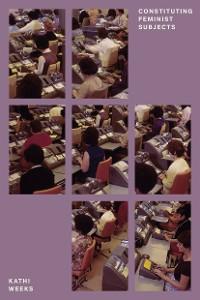 Cover Constituting Feminist Subjects