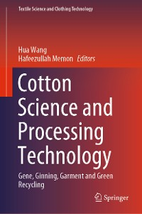 Cover Cotton Science and Processing Technology