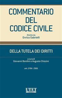 Cover Commentario del Codice civile diretto da Enrico Gabrielli