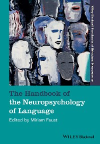 Cover The Handbook of the Neuropsychology of Language