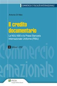 Cover Il credito documentario