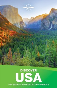 Cover Lonely Planet Discover USA