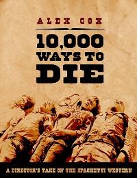 Cover 10,000 Ways to Die
