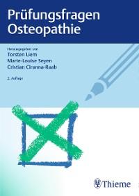 Cover Prüfungsfragen Osteopathie