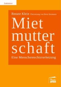 Cover Mietmutterschaft