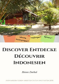 Cover Discover Entdecke Découvrir Indonesien