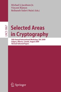 Cover Selected Areas in Cryptography