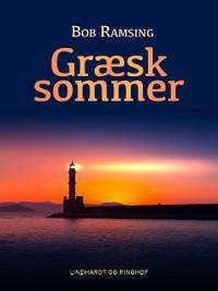 Cover Græsk sommer