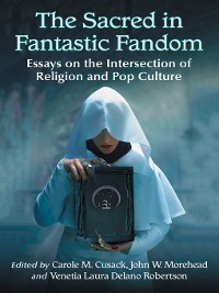 Cover The Sacred in Fantastic Fandom