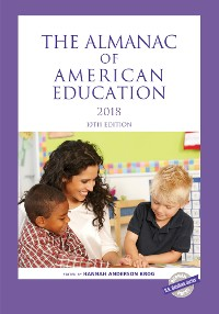 Cover The Almanac of American Education 2018