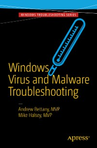 Cover Windows Virus and Malware Troubleshooting