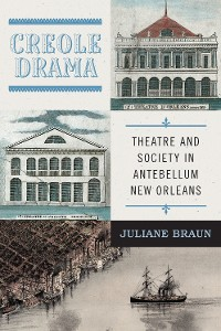 Cover Creole Drama