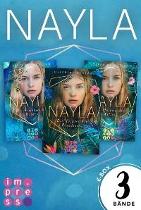 Cover Nayla: Alle Bände der paradiesischen Trilogie in einer E-Box!