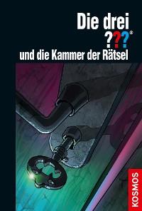 Cover Die drei ??? und die Kammer der Rätsel (drei Fragezeichen)