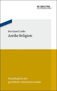 Cover Antike Religion
