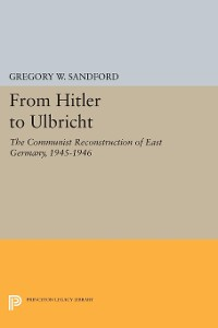 Cover From Hitler to Ulbricht