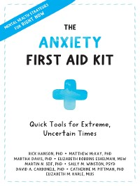 Cover The Anxiety First Aid Kit