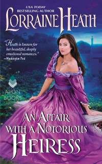 Cover Affair with a Notorious Heiress