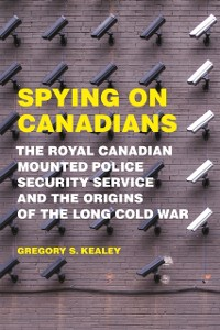 Cover Spying on Canadians