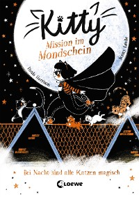 Cover Kitty 1 - Mission im Mondschein