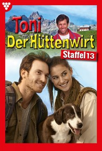 Cover Toni der Hüttenwirt Staffel 13 – Heimatroman