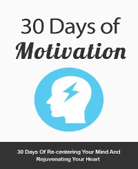 Cover 30 Days of Motivation