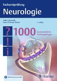 Cover Facharztprüfung Neurologie