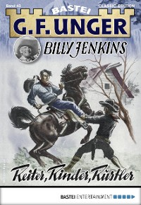 Cover G. F. Unger Billy Jenkins 43 - Western