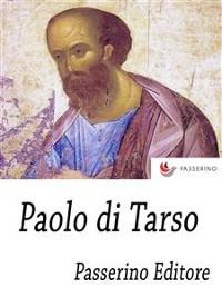 Cover Paolo di Tarso