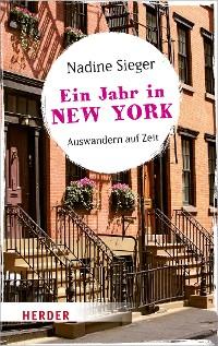 Cover Ein Jahr in New York
