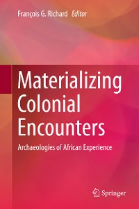 Cover Materializing Colonial Encounters