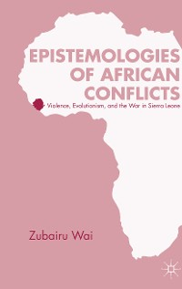 Cover Epistemologies of African Conflicts