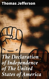 Cover The Declaration of Independence of The United States of America