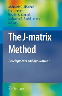 Cover The J-Matrix Method