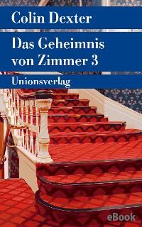 Cover Das Geheimnis von Zimmer 3