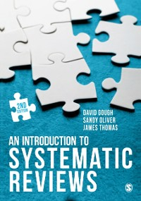 Cover Introduction to Systematic Reviews