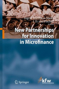 Cover New Partnerships for Innovation in Microfinance