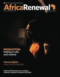 Cover Africa Renewal, December 2018 - March 2019
