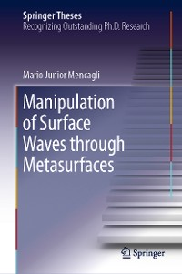Cover Manipulation of Surface Waves through Metasurfaces