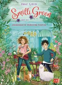 Cover Smilli Green und das zauberhafte Fräulein PurPur
