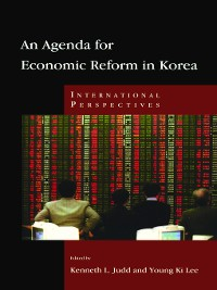 Cover An Agenda for Economic Reform in Korea