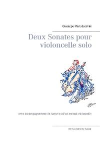 Cover Deux Sonates pour violoncelle solo
