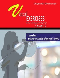 Cover Vocal Exercises for Beginners Level 2